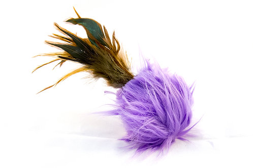 Kung Fu Kitty™ Feather Catnip Fury