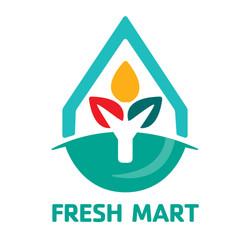 Y Fresh Mart Logo