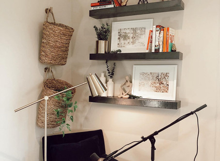 My Podcast Equipment + Recording Set-Up