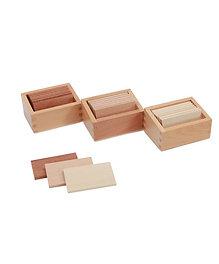 Tablas báricas con caja