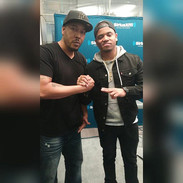 Salute to the homie @MackWilds up at the