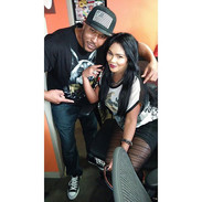 #TBT Me & the sexy Queen Bee @lilkimtheq