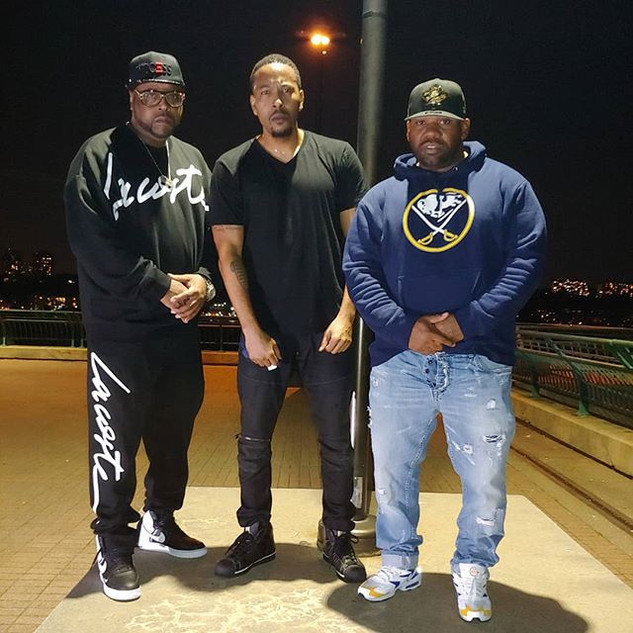 Just wrapped up @raekwon and @djkayslay