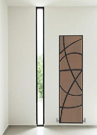IHE design radiator - Lomond