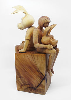 Marriage sculpture