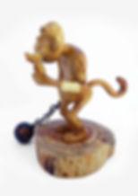Sculpture Monkey