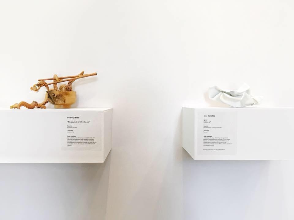 Deakin University Art Gallery 2018