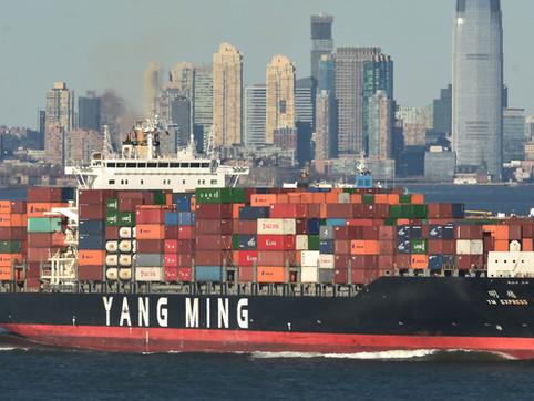 Yang Ming celebra la ceremonia de nombramiento virtual de YM Continuity.
