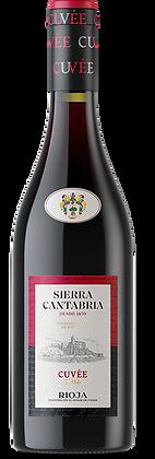 VINEDOS SIERRA CANTABRIA Cuvée DOCa 2016  750ml - Espanha