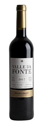 VALLE DA FONTE DOURO DOC TINTO 750ml