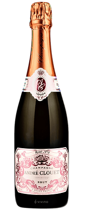 ANDRÉ CLOUET Rosé Nº3 750ml
