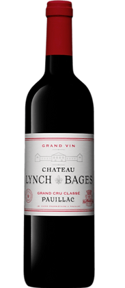Château Lynch-Bages - 5eme Grand Cru Classé 2018 Tinto - França
