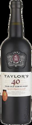 TAYLOR'S TAWNY 40 ANOS