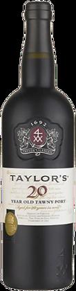 TAYLOR'S TAWNY 20 ANOS