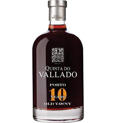 QUINTA DO VALLADO PORTO OLD TAWNY 10 YEARS 500ml