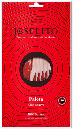 JOSELITO Paleta Ibérica de Bolota GRAN RESERVA Fatiada unidade 70 gr