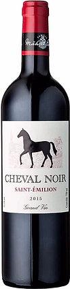 CHEVAL NOIR SAINT-EMILION 2018 750ml - França