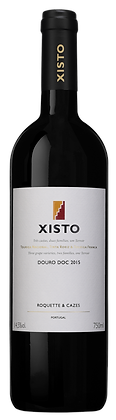 XISTO - Roquette & Cazes - Cx Ind. Madeira 750ml