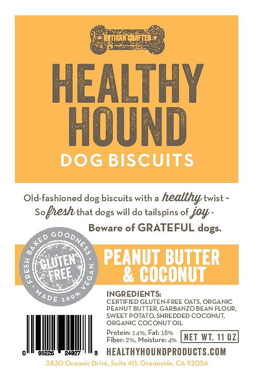 Peanut Butter & Coconut
