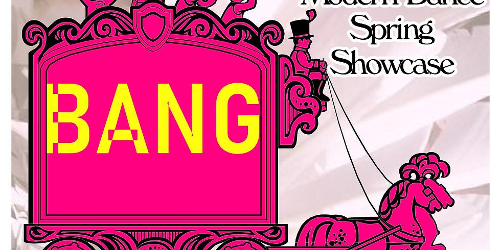 """""""BANG"""" Spring Showcase"""