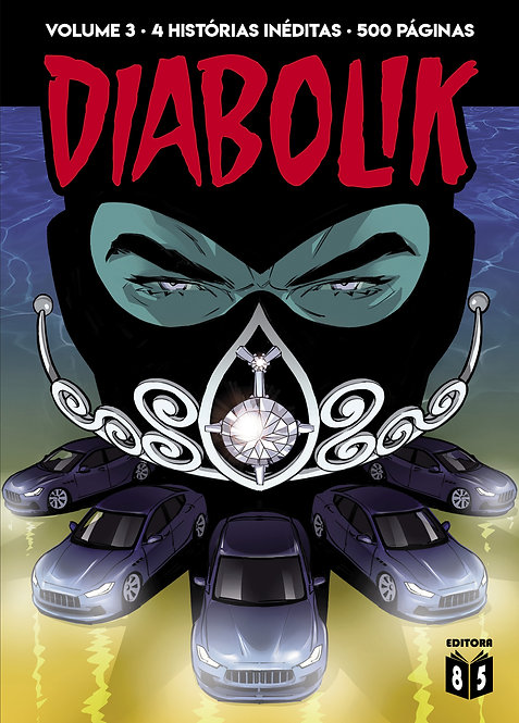 Diabolik vol 3