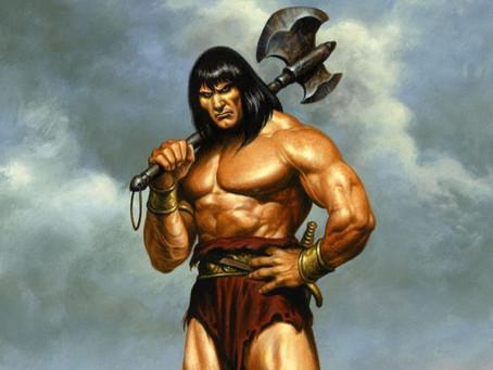 O Bárbaro Cimério Conan – O Bárbaro nos quadrinhos – Parte III