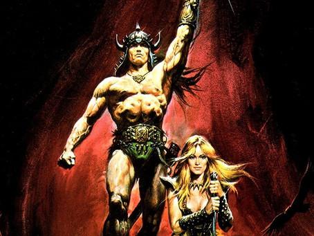 O Bárbaro Cimério Conan - O bárbaro em outras mídias – Parte II