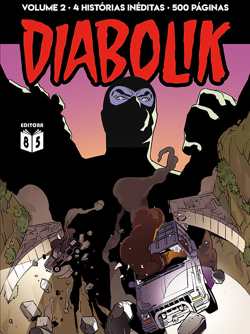 Diabolik vol 2