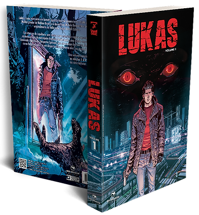Lukas vol 1 Red Dragon Publisher