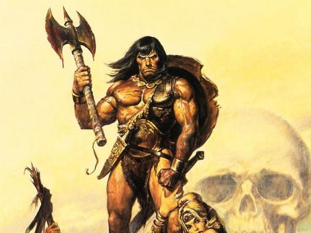 O Bárbaro Cimério Conan - Criado na literatura Pulp – Parte I