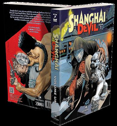 Shanghai Devil vol 1 Red Dragon Publisher