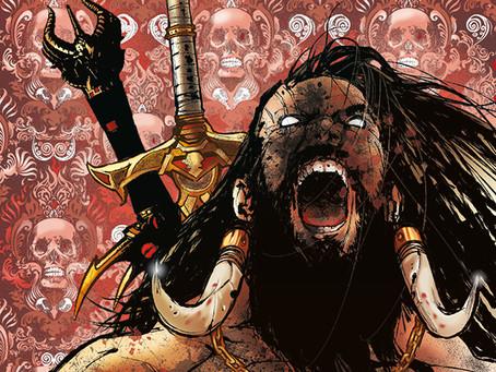 A Saga Brutal de O Rei Bárbaro...