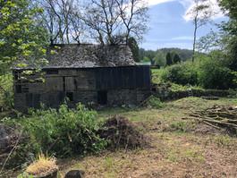 Barn Conversion Before