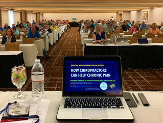 2017 Florida Chiropractic Association's NE Regional Convention