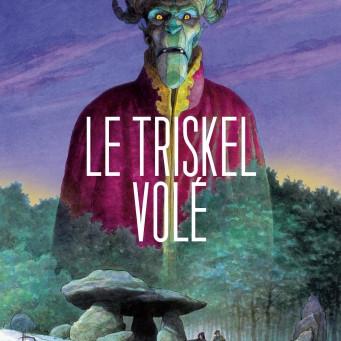"""""""Le Triskel volé"""", Casterman"""