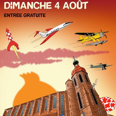 Tintin fête ses 90 ans …et vous êtes invités !