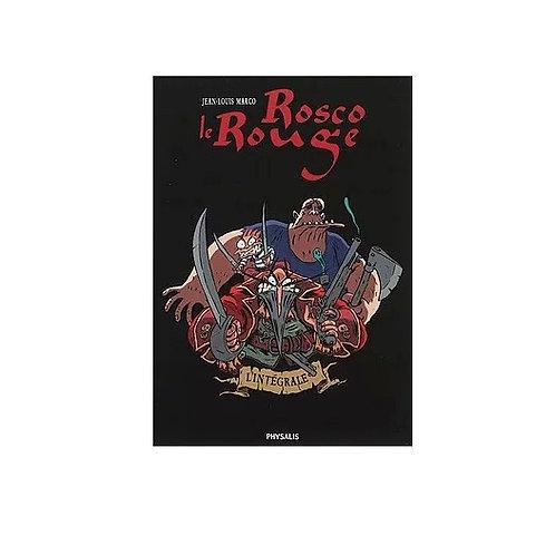 Rosco le Rouge - L'intégrale