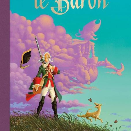 """""""LE BARON"""", Delcourt"""