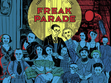 """FREAK PARADE"", Denoël"