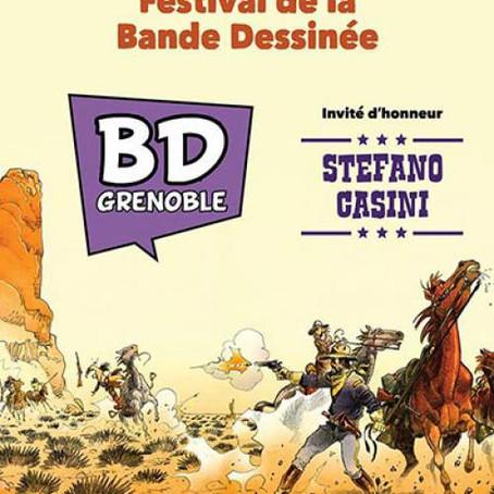 Le festival de la BD de Grenoble, une sortie idéale en ce weekend de fête des pères !