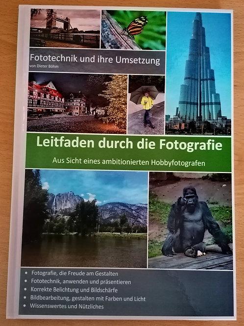 """""""Leitfaden durch die Fotografie"""" Fotobuch"""