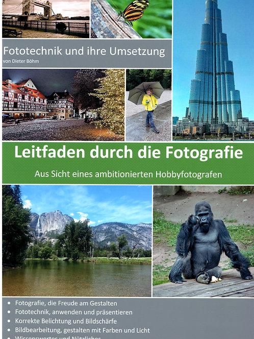 """Leitfaden durch die Fotografie"" E-Book"