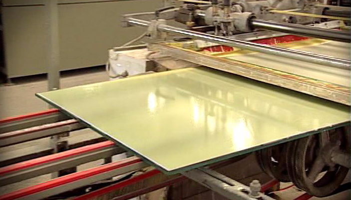 Glass Products Production
