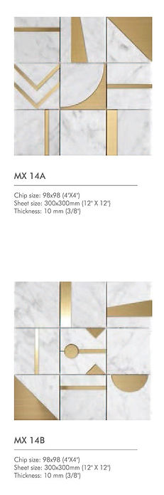 Matrix III - marble & metal mosaics-4.jp