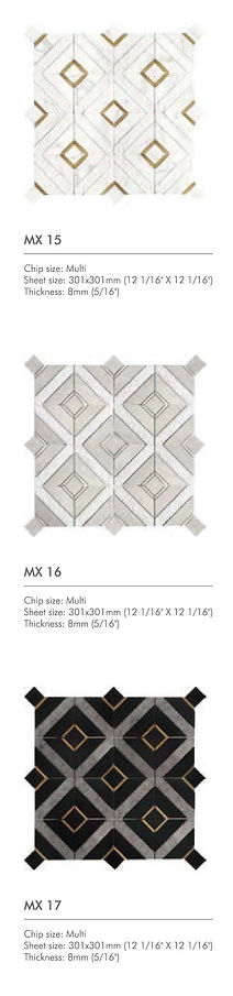 Matrix III - marble & metal mosaics-6.jp