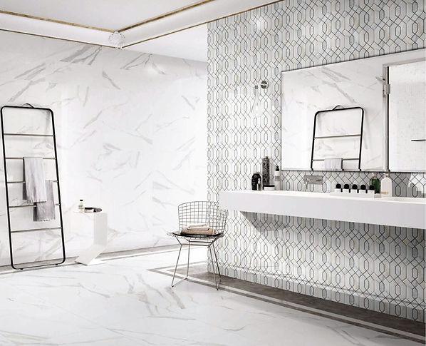 Matrix III - marble & metal mosaics-7.jp