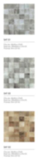 Saturn series - Inkjet Glass Mosaics 2.j