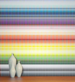 Full Body Glass Mosaic Color Chart