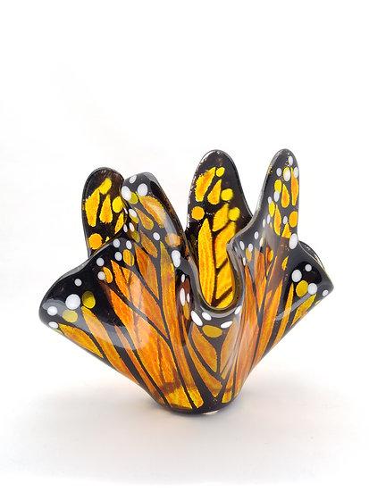 Mini Monarch Butterfly Vase