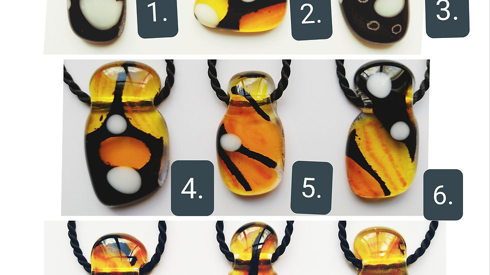 Monarch Butterfly LTD Edition Necklace